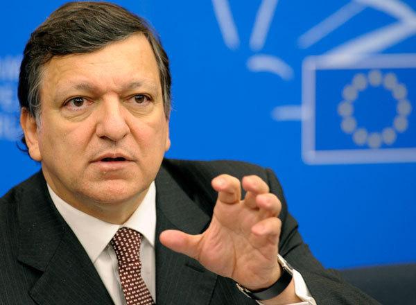 Баррозу: развитие отношений с ЕС зависит от демократизации и модернизации институтов власти Беларуси