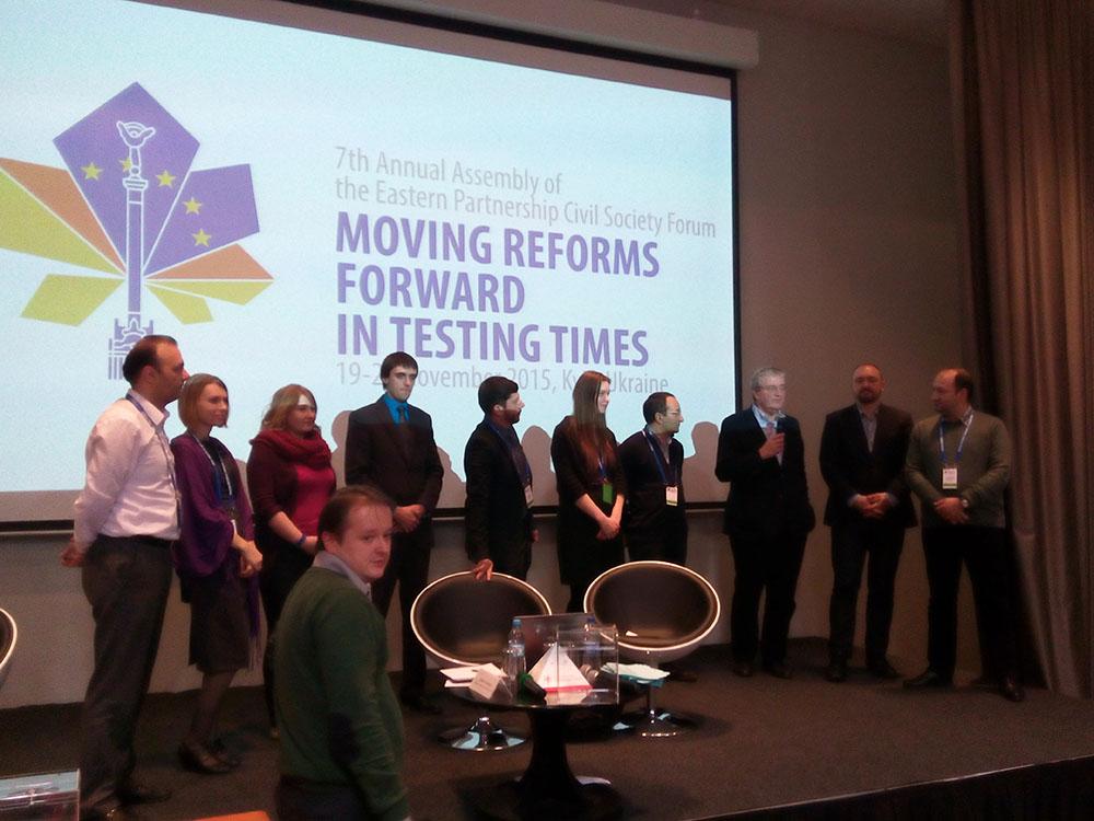 Беларусы в руководстве ФГО ВП: «Не ждать хорошей ситуации, а делать здесь и сейчас»