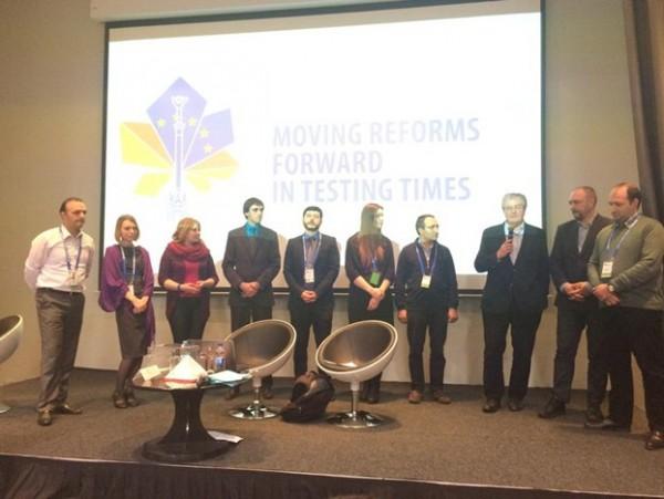 Новый состав руководящего комитета ФГО ВП. Фото Amanda Lövkvist