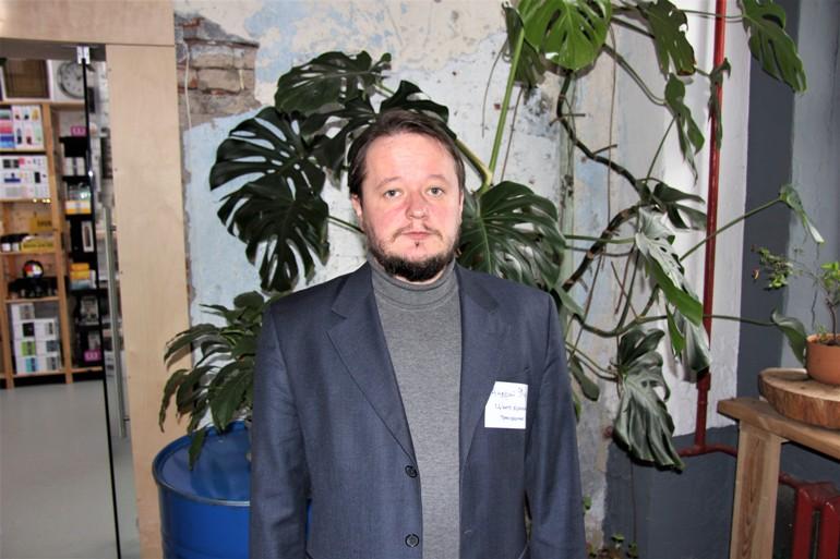 Андрей Егоров: «Диалог и продвижение интересов гражданского общества возможны»