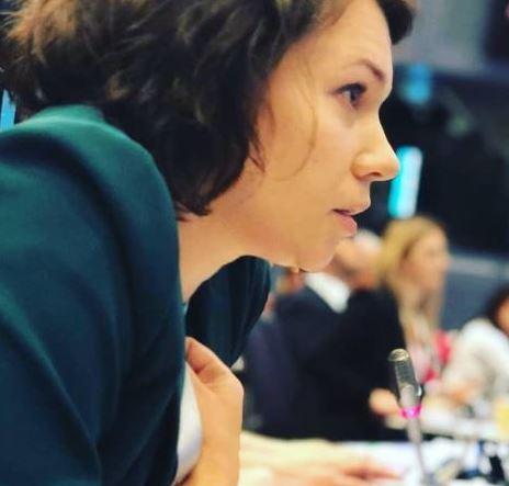 10-летие Восточного партнерства. Итоги Брюссельской встречи. Марина Корж: Я не представляю, где в Беларуси я могла бы обратиться с вопросом министру!