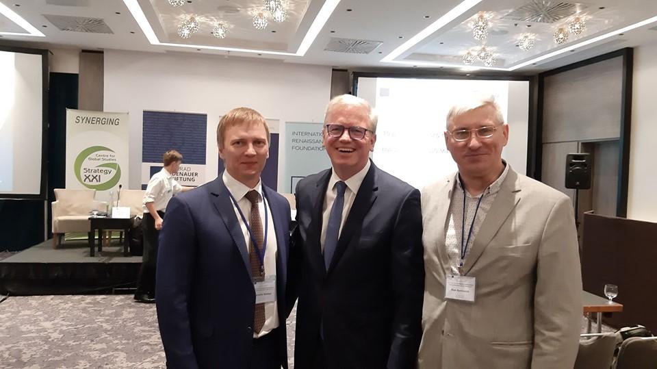 Вынікі працы Усходняга партнёрства абмеркавалі на міжнароднай канферэнцыі ў Кіеве.