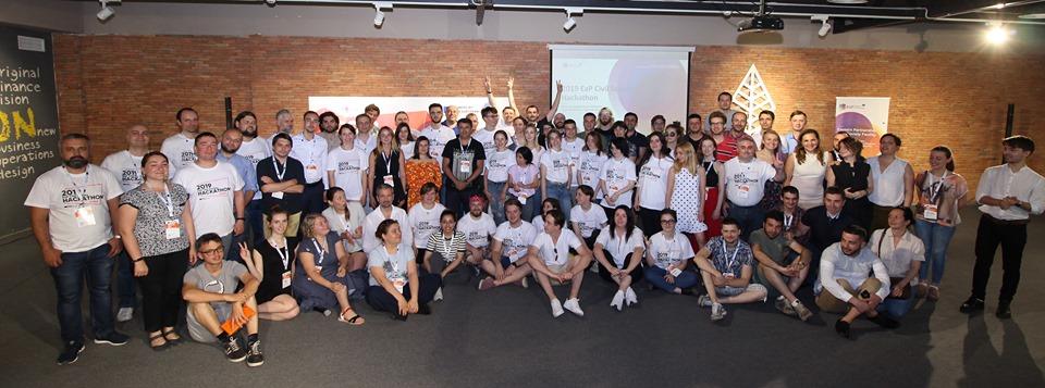 """Беларускі IT-праект намінаваны на прэмію """"Digitalisation for Civil Society Award» на хакатоне грамадзянскай супольнасці краін Усходняга партнёрства — 2019"""