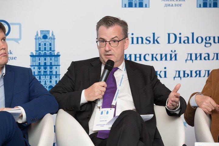 Дзірк Шубель — новы кіраўнік прадстаўніцтва ЕС у Беларусі