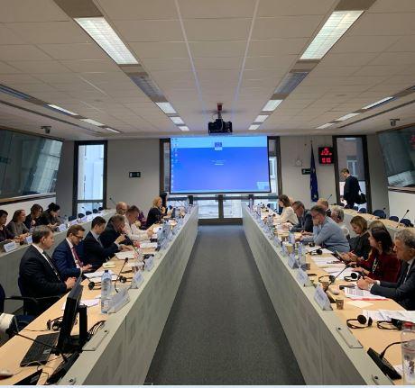 Новости с восьмого заседания координационной группы Беларусь – ЕС.
